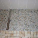 Carrelage mosaique douche italienne