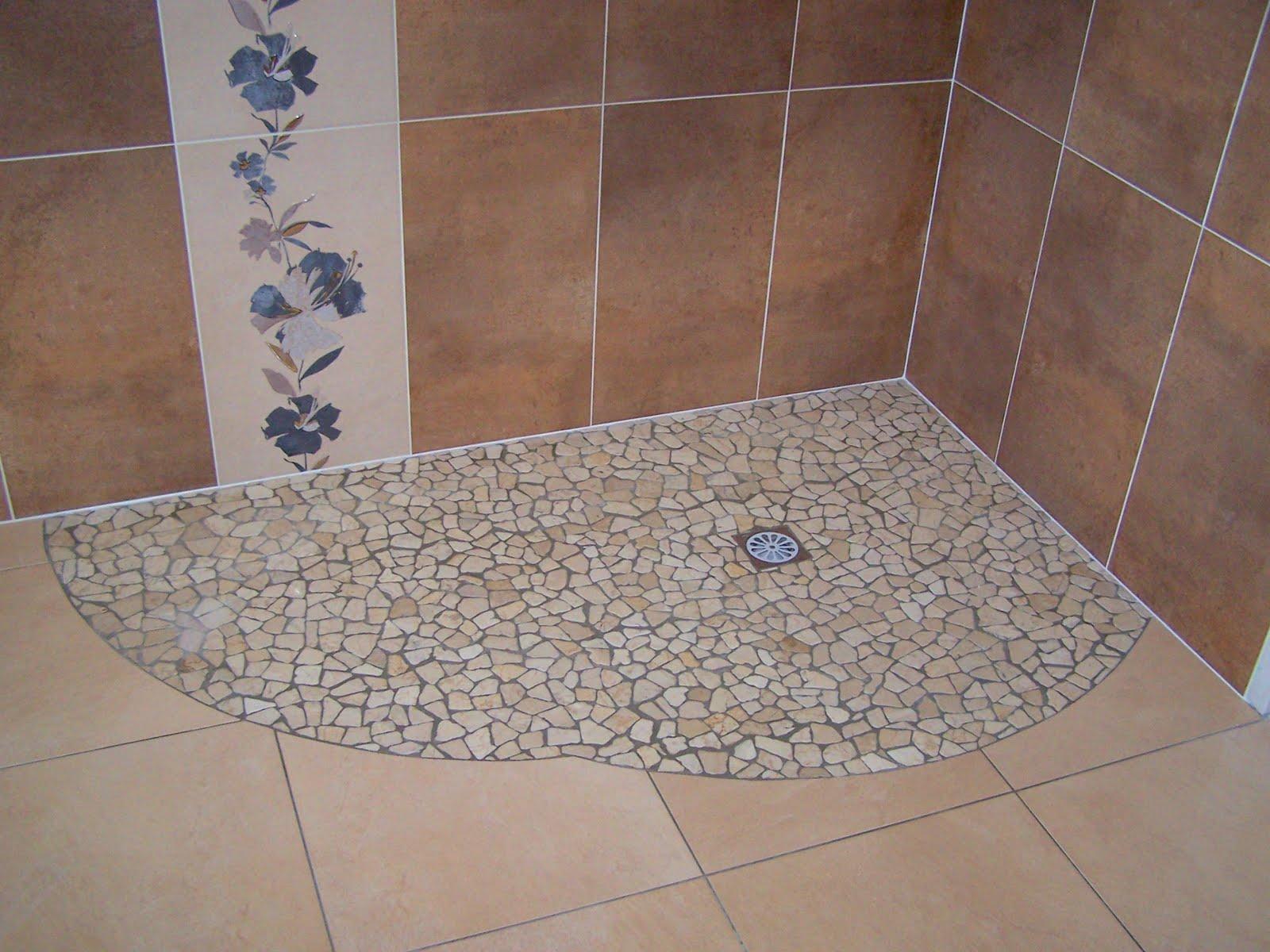 carrelage pour douche à l italienne