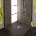 Carrelage pour douche italienne castorama