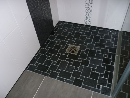 Carrelage receveur douche photos de conception de maison for Carrelage douche antiderapant