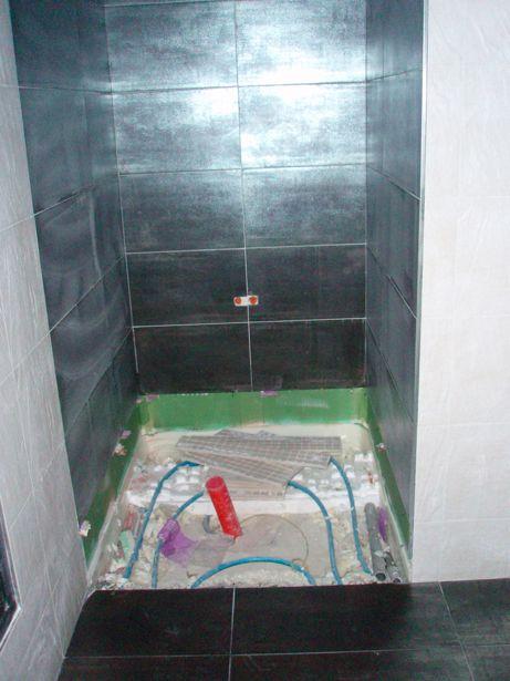 Construire Douche Italienne - Salle de bain italienne petite surface