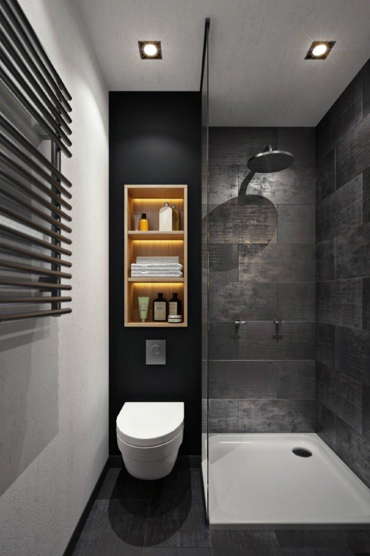 douche à l italienne design