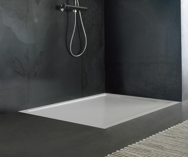 douche italienne avec receveur