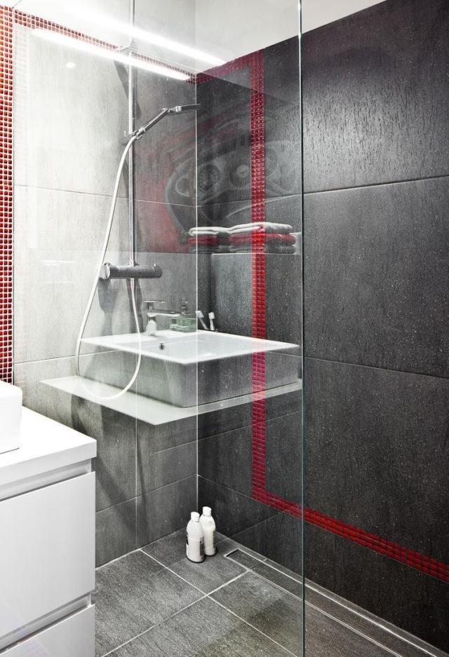 Douche Italienne Petite Surface - Salle de bain italienne petite surface