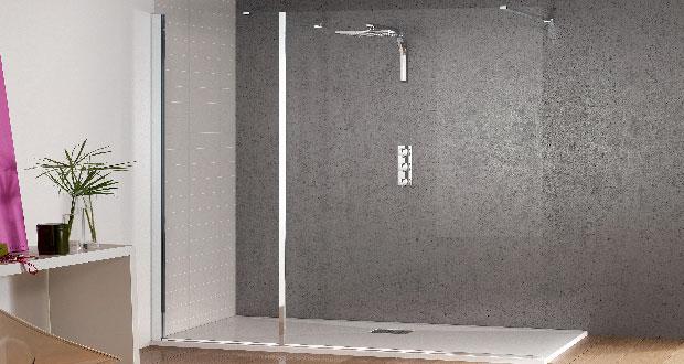 douche italienne sans porte