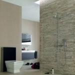Modele salle de bain douche italienne