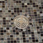 Mosaique pour douche italienne