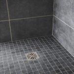 Mosaique sol douche italienne