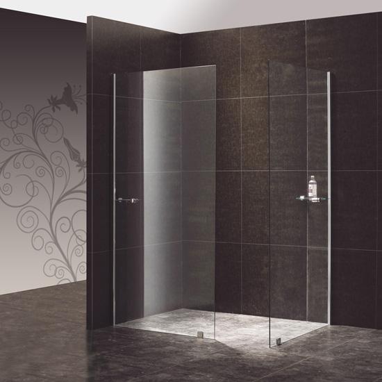 paroie de douche italienne