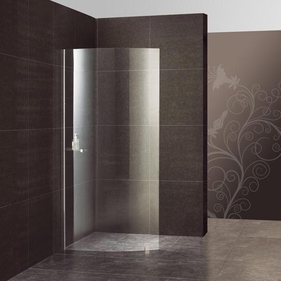 porte douche italienne