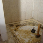 Renovation douche italienne