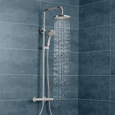 robinetterie douche italienne