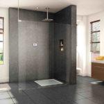 Salle de bain douche italienne design