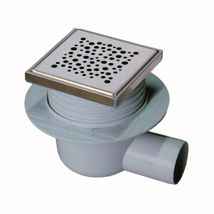 siphon douche à l italienne