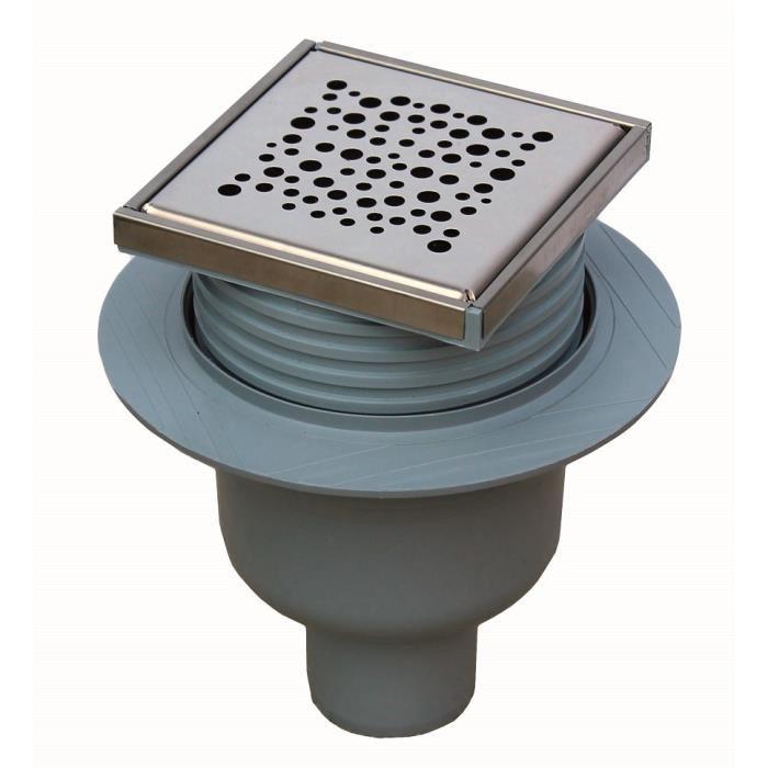 siphon vertical douche italienne